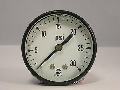 Pressure Gauge 51556 P1515 2 30 Psi 14 Cbm