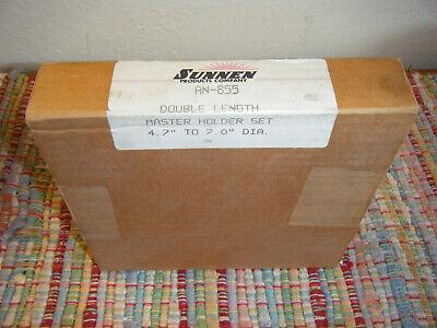 New Sunnen Master Stone Holder Set An 855. Range 4.7 - 7 Double Length