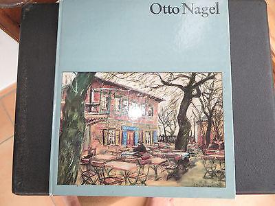DDR Bildband Otto Nagel Welt der Kunst