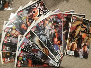 Various comic books