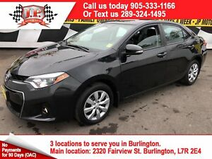 2016 Toyota Corolla S, Automatic, Leather, Back Up Camera