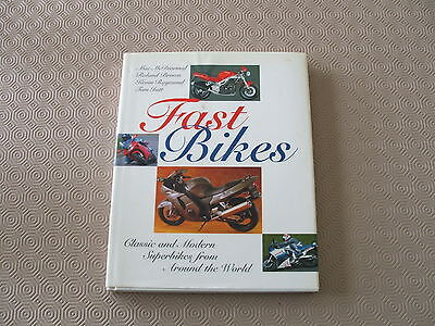 FAST BIKES BOOK 1999 HARD BACK**EXCELLENT WITH JACKET**