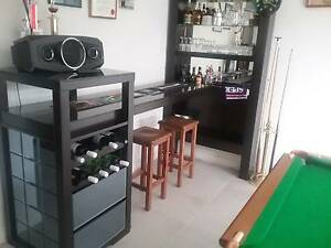 Bar with draws , wine rack etc Ellenbrook Swan Area Preview