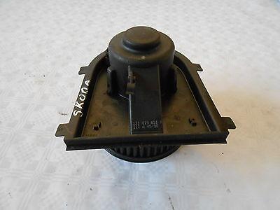 Gebläsemotor Lüftermotor Skoda Octavia Typ 1U 1,6L 75PS