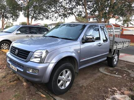 Holden Rodeo for sale $2,500