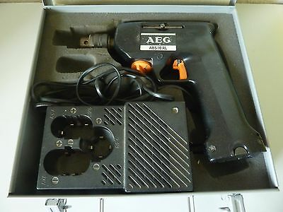 AEG ABS10RL Akkuschrauber im Originalkoffer