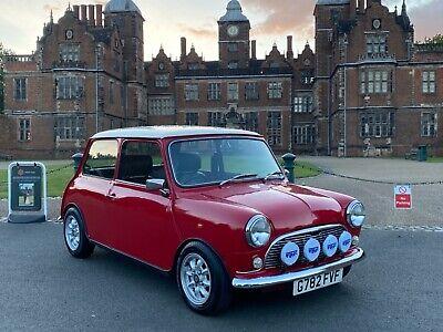 AUSTIN MINI 1000 CITY E RED 998cc AMAZING CAR HPI CLEAR MOTD DRIVE AWAY! ROVER