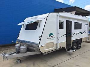 2016 19' SNOWY RIVER SR-19B 3 BUNK DUAL AXLE LUXURY CARAVAN Clontarf Redcliffe Area Preview