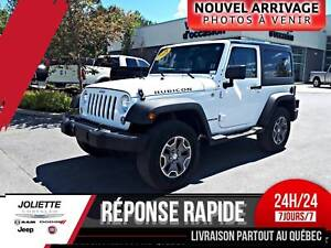 2015 Jeep Wrangler Rubicon, 4X4, CUIR, NAV, BLUETOOTH