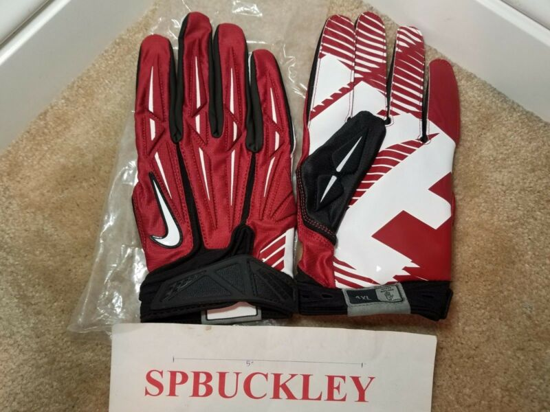 promo code aa8f1 79e76 NIKE SUPERBAD 2.0 ADULT HIGH-IMPACT PADDED SKILL POSITION FOOTBALL GLOVES,  NEW   COLOR