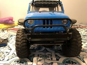 Axial Scx10 Bumper by RC4wd