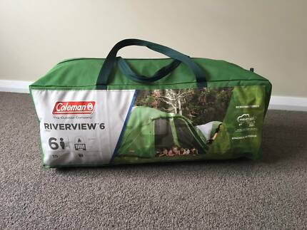 Coleman 6 Persons Camping Tent