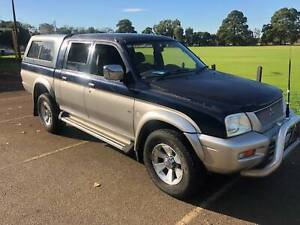 2004 MITSUBISHI TRITON GLXR Bentley Canning Area Preview