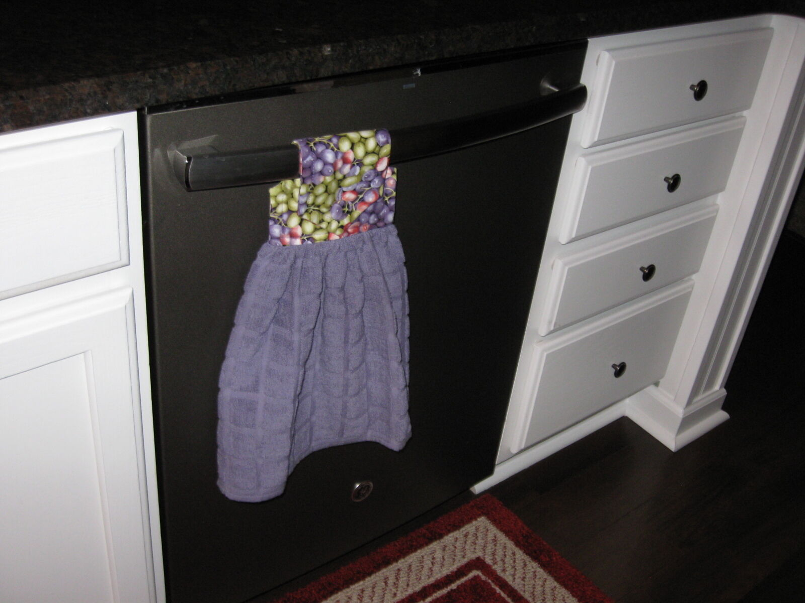 Handy Handmade Hand Towels By Debbi
