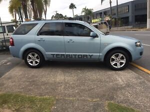 2010 FORD TERRITORY, rego, rwc, Automatic, clean car, CHEAP!! Nerang Gold Coast West Preview