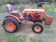 Kubota Tractor B6100E Kangarilla Morphett Vale Area Preview