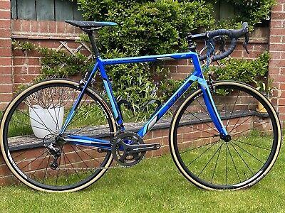 Cyfac Spirit  Steel Modern Steel Artisan Road Race Bike