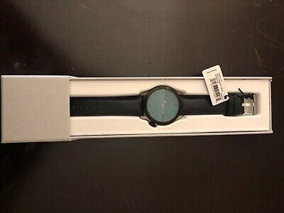 Adidas Watch Cypher_LX1 Men's Wrist Watch, Diver Submariner Style. Green Face