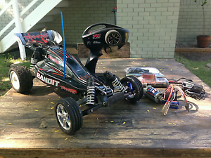 Traxxas Bandit (modded) Holland Park Brisbane South West Preview