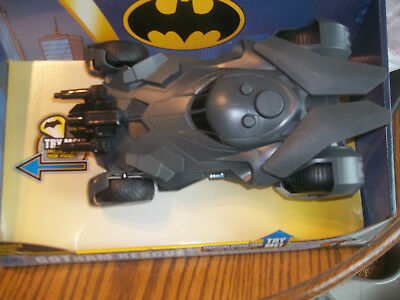 Road Rippers Gotham Rescue Motorized drive Batmobile Batman LIghts Sounds  for sale  Shipping to India