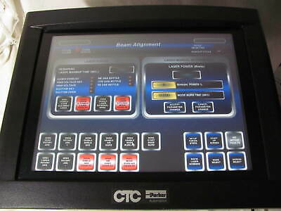 Ctc Parker Px Powerstation 15 Color Touch Screen Px15-2t4-wfa-cd3 New