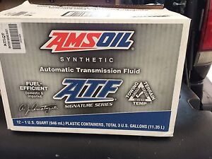 AMSOIL Synthetic Transmission oil