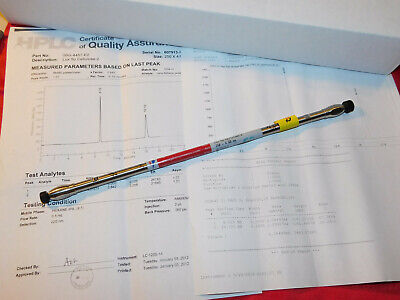 Tested Phenomenex Lux 5um Cellulose-2 250x4.6mm Chiral Hplc Column 00g-445-e0