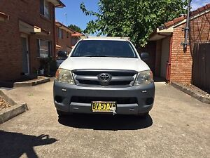 Toyota Hilux 2006 Workmate Berala Auburn Area Preview