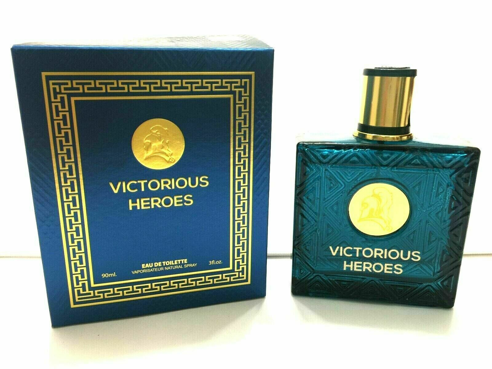 """Victorious Heroes Cologne 3.0 fl oz EDT  """"Our Version Of Ver"""