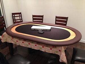 Poker Table - 7'x4' - Custom builds available!