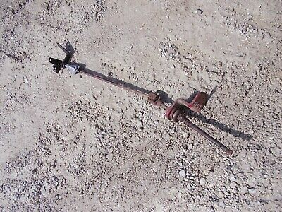 International Farmall 656 Rc Tractor Ih Original Throttle Linkage Control Rods
