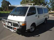 1997 Toyota Hiace Van Huntingdale Gosnells Area Preview