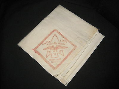 Calusa 219  Neckerchief, 1940s, original