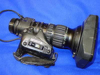 "Fujinon A10x4,8BERM-M28 2/3"" Sony B4 Mount Wide-Angel SD-Broadcast Lens"