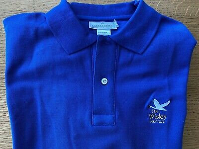 The Wisley Golf Club Polo shirt  Large  Kent Curwen