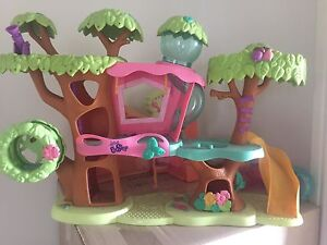 Littlest pet shop tree house & shop $25 Balmain Leichhardt Area Preview