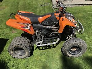Polaris predator built up with tons of extras end of Season sale