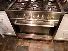 Pantry cupboards,  Technika 5 burner gas stove and Rangehood Frankston Frankston Area Preview