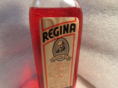 DR. G.H. Michel Regina fluid arterial embalming / embalming fluid bottle (CB6)