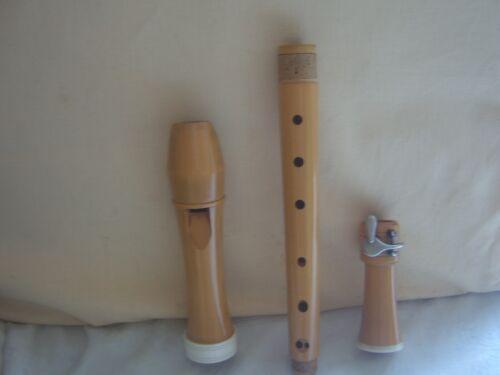 Wooden Bärenreiter Meisterflöte Alto / Treble Recorder, Baroque, Boxwood