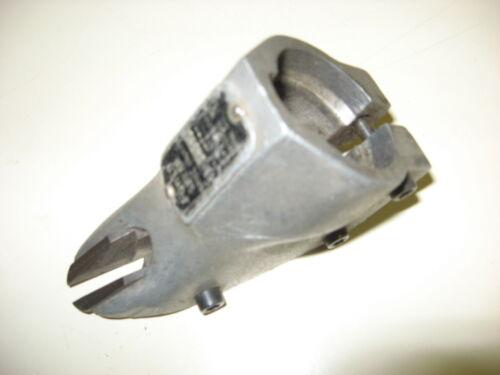 Model 002-EBH Power Shear Head WFB Industrial Products cutting tool metalworking