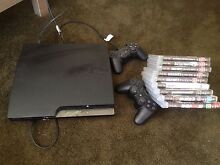 PS3 with games Innaloo Stirling Area Preview