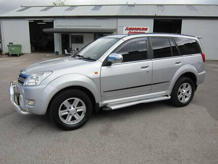 2010 Great Wall X240 Wagon SUV 4wd - Manual Fyshwick South Canberra Preview