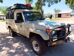 Toyota LandCruiser Troop Carrier Eaton Dardanup Area Preview
