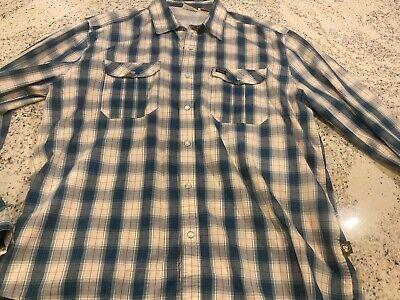 Howler Brothers Mens Long Sleeved Shirt Large