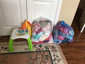 6-24 months girls clothes in good condition