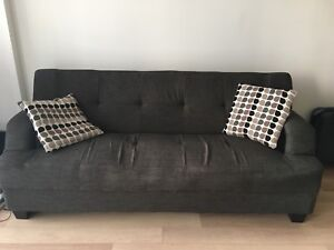 Futon Couch With Storage