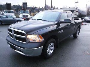 2014 Dodge Ram 1500 Tradesman Quad Cab Regular Box 4WD