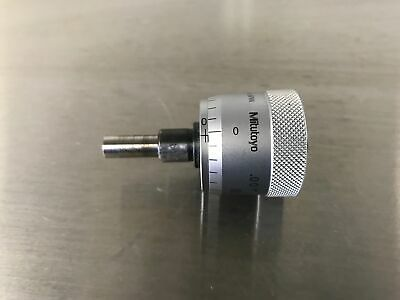 Mitutoyo Large Micrometer Head 148-361