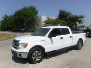 2014 Ford F-150 XTR SuperCrew 5.5-ft. Bed 4WD